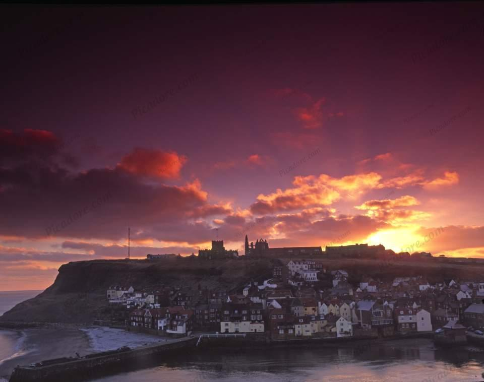 Whitby Dawn (KY6221) Large Version